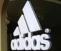 Sport wear maker Adidas reports rise in 9-month profit to EUR530M