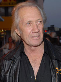 Hollywood fames star David Carradine dies at 72