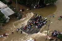 At least 4 dead, 21 missing after Mexico landslide