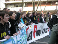 France hit by anti-job law protests