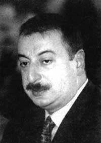 Azerbaijani president leaves for Washington