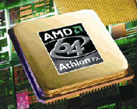 AMD suffers 4Q net loss due to ATI Technologies acquisition