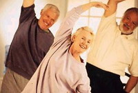 Daily exercise improves quality of life among postmenopausal women