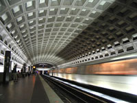 Metro Train Derails in Washington, D.C.