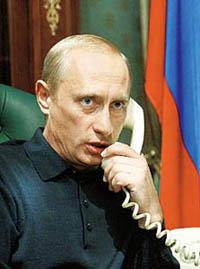 Vladimir Putin: Let's solve Afghan debt