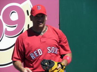 Douglas Mirabelli leaves Boston Red Sox