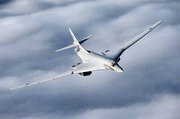 Russia's new White Swan Tu-160 bomber plane raises serious concerns in the West. 60350.jpeg