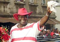 Opposition candidate Ernest Bai Koroma wins in Sierra Leone