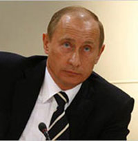 Putin: unilateral independence declaration by Kosovo illegal and immoral
