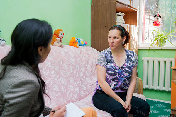 Kazakhstan's domestic violence crisis centres save lives, need funds. 59351.jpeg