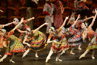 Shostakovich pro-Soviet ballet triumphs at the Bolshoi Theater