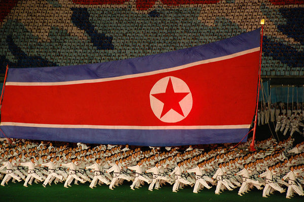 Interview: North Korea teaches that 'a small, blocked country may resist' US domination. 60353.jpeg