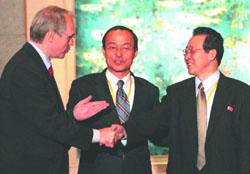 U.S. negotiator and South Korea to talk trade agreement