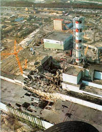 Chernobyl still poses a lethal danger to the environment