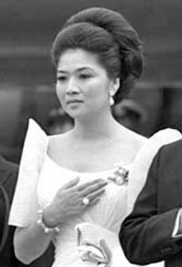 Imelda Marcos discharged from hospital, plans to buy more shoes