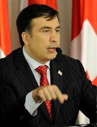 Mr. Saakashvili, it is time to say goodbye