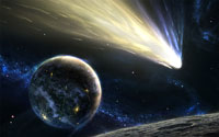 Can Comets Explain Origin of Life?