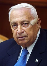 Ariel Sharon critical but stable after surgery