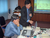 Hitachi Ltd. reverses profit projections