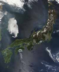 Japanese research satellite develops glitch in communications experiment