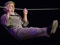 World's oldest trapeze artist dies in Denmark