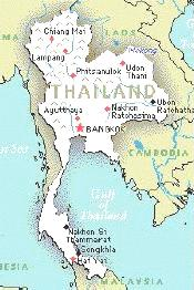 Villagers in Thailand two teachers hostage