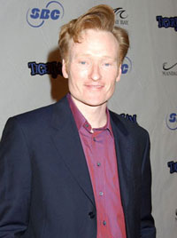 Boston priest arrested on charges of stalking Conan O'Brien