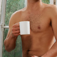 Man Arrested for drinking coffee naked in his own home