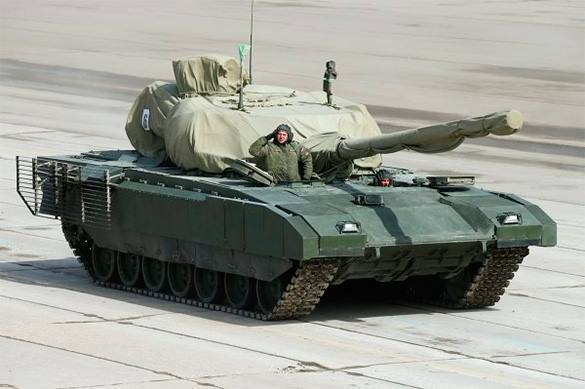 Armata tanks to be armed with 'Pterodactyls'. 59357.jpeg