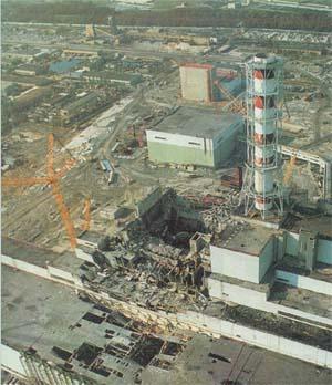 Ukrainians remember Chernobyl tragedy
