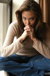 Angelina Jolie's representatives try to protect her personal life