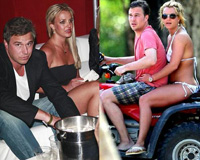 Britney Spears Fires Agent Jason Trawick to Fall for Sake of Love