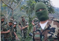 US firms finance death squads in Colombia