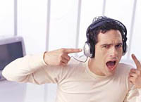 Brain tortures humans with music hallucinations