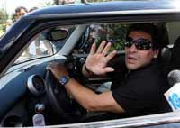 Diego Maradona expected to be confirmed as Argentina coach