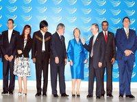 Chavez: Let's Institutionalize UNASUR