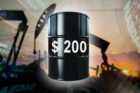 Russia invests $500 million in Venezuela's Orinoco before oil hits $200. Oil prices to hit $200