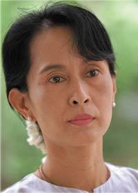 Myanmar's Suu Kyi meets UN envoy
