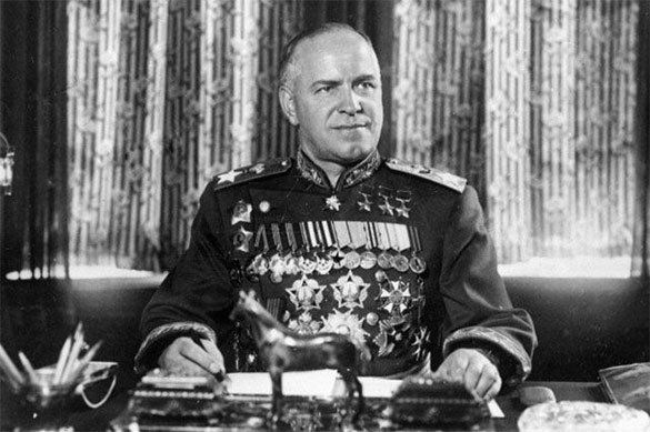 Georgy Zhukov's daughter: 'My father could have become a skinner'. 59364.jpeg
