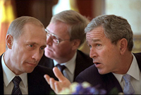 Washington bullies Russia to make it toe its line on international politics