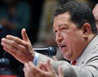Chavez arrests former general on alleged plot to overthrow him