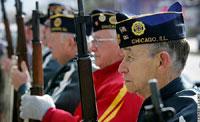US war veterans are quarter of homeless
