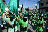 If tamed, Hamas may soften its uncompromising stance