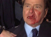 Berlusconi Attack To Cut Freedom of Speech on Social Networks