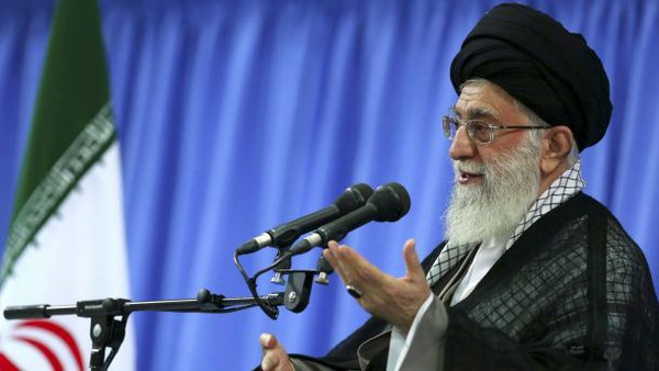 Iranian Leader accuses West of training terrorists in Middle East. 57368.jpeg