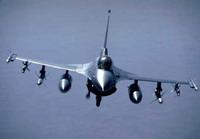 F-16 crashes in Iraq