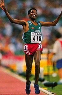 Haile Gebrselassie to take part in New York City Half-Marathon