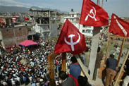 Nepal's communist insurgents vow to press their fight for republic