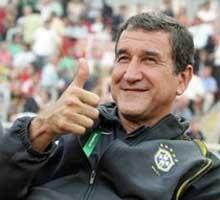 Brazil Parreira believes in talent his team