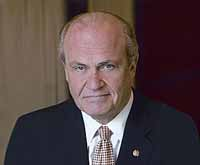 Republican presidential possibility Fred Thompson says he has lymphoma